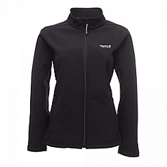 Regatta - Black connie ii fleece jacket