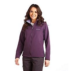 Regatta - Plum wine connie jacket