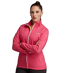 Regatta - Pink vonny softshell jacket