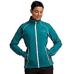 Regatta - Jade green womens springrock