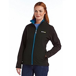 Regatta - Petrol connie softshell jacket