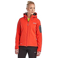 Regatta - Red clearwater softshell jacket