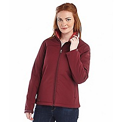 Regatta - Fig tulsie softshell jacket