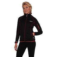Regatta - Black sumatra hybrid jacket