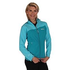 Regatta - Atollbl/enam nebraska softshell jacket