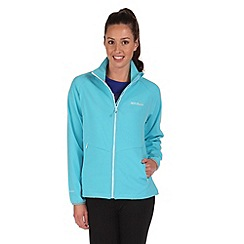 Regatta - Blue tugela softshell jacket