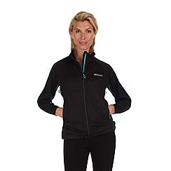 Regatta - Black shyann softshell jacket