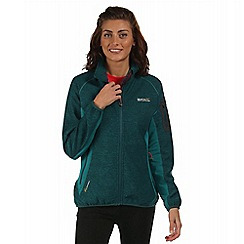 Regatta - Green Catley hybrid jacket