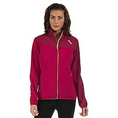 Regatta - Red Nebraska softshell jacket