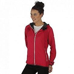 Regatta - Pink Shyann soft shell jacket