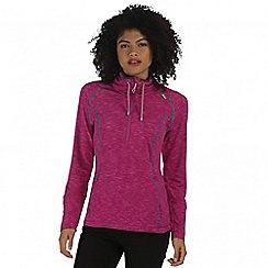 Regatta - Purple atria sweater top
