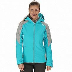 Regatta - Blue 'Desoto' softshell jacket