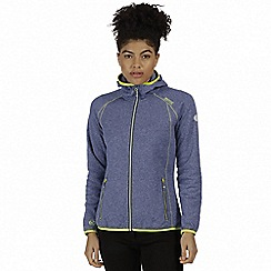 Regatta - Blue 'Raisby' softshell jacket