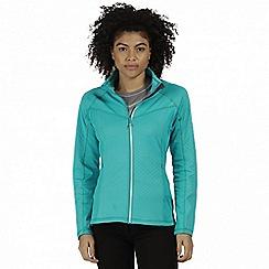Regatta - Blue 'Estell' hybrid softshell jacket