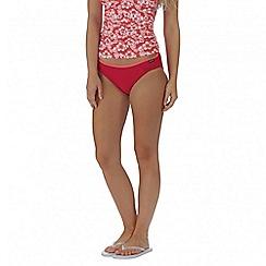 Regatta - Pink Aceana bikini brief