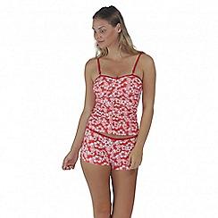 Regatta - Coral Aceana bikini short
