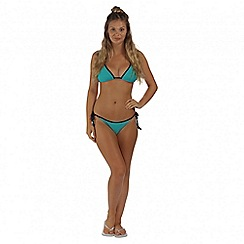 Regatta - Teal Aceana string top