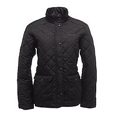 Regatta - Black missy jacket