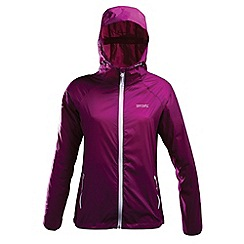 Regatta - Vivid viola womens vaportrail jacket