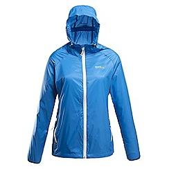 Regatta - French blue womens vaportrail jacket