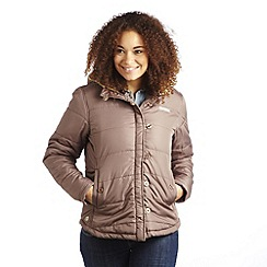 Regatta - Natural wintertime quilted jacket