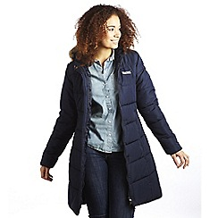 Regatta - Navy blissfull quilted jacket