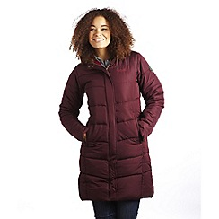 Regatta - Dark burgundy blissfull ii insulated jacket