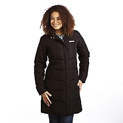 Regatta - Black blissfull ii insulated jacket