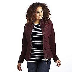 Regatta - Dk burgundy amylove jacket