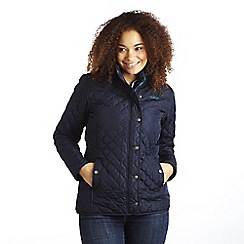 Regatta - Navy buntie jacket
