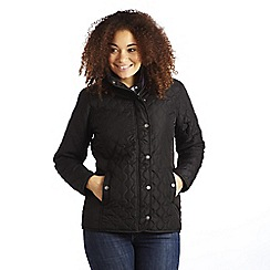 Regatta - Black buntie jacket