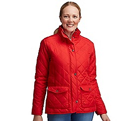 Regatta - Red missy quilted jacket