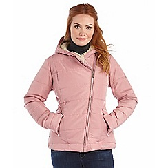 Regatta - Dusky rose willa insulated non waterproof jacket