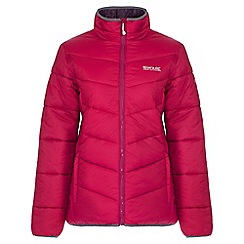Regatta - Pink Icebound lightweight puffa jacket