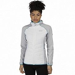 Regatta - Grey 'Andreson' hybrid jacket