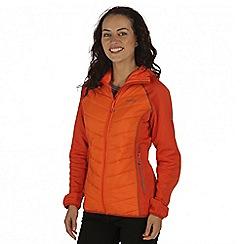 Regatta - Orange Andreson hybrid jacket