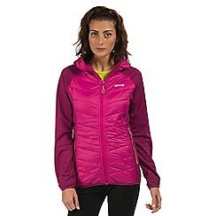 Regatta - Cerise Andreson showerproof jacket