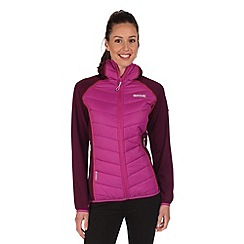 Regatta - Blackcurrant andreson showerproof jacket