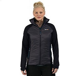 Regatta - Black Andreson showerproof jacket