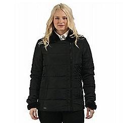 Regatta - Black Wren showerproof jacket