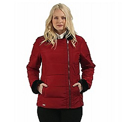 Regatta - Red Wren showerproof jacket