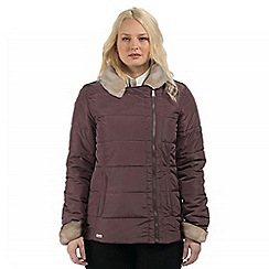 Regatta - Cream Wren showerproof jacket