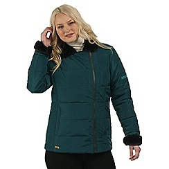 Regatta - Teal Wren showerproof jacket