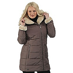 Regatta - Natural Patrina showerproof coat