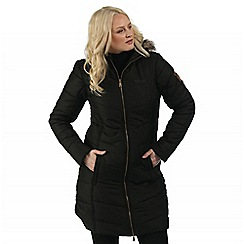 Regatta - Black Fearne parka jacket