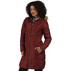 Regatta - Mulberry Fearne parka jacket