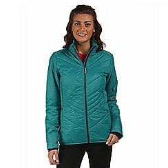 Regatta - Teal Highfell lightweight jacket