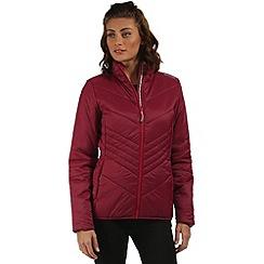 Regatta - Purple Highfell lightweight jacket