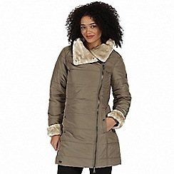 Regatta - Natural 'Penthea' insulated coat