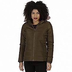Regatta - Green 'Wynne' insulated jacket